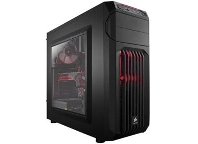 Corsair Carbide Spec-01 Red - Κουτί υπολογιστή