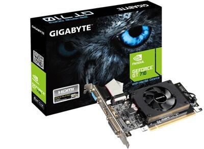 Κάρτα γραφικών - Gigabyte GeForce GT 710 - 2GB