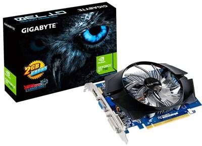 Κάρτα γραφικών - Gigabyte GeForce GT 730 - 2GB