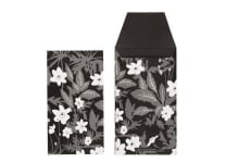 Ευχετήρια Κάρτα AJ Vintage Flowers Design Letters