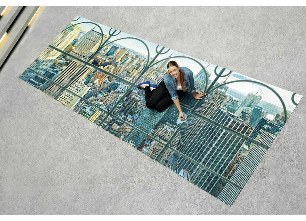 Γνωρίζεις τι είναι οι μπαλαλάμπες; Έχεις φτιάξει ποτέ σε 3D puzzle τη Νέα Υόρκη μόνος σου!)