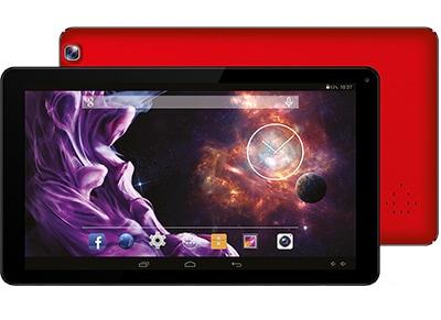 """eStar Grand HD Quad Core Tablet 10.1"""" 8GB Κόκκινο"""