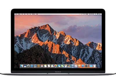 "Laptop Apple MacBook MLH82GR/A - 12"" (M5/8GB/512GB/HD) Γκρι"