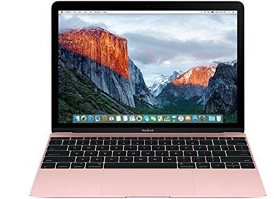 """Laptop Apple MacBook MMGM2GR/A - 12"""" (M5/8GB/512GB/HD) Ροζ"""