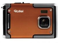 Compact Rollei Sportsline 85 Αδιάβροχη - Πορτοκαλί