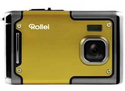 Compact Rollei Sportsline 85 Αδιάβροχη - Κίτρινο