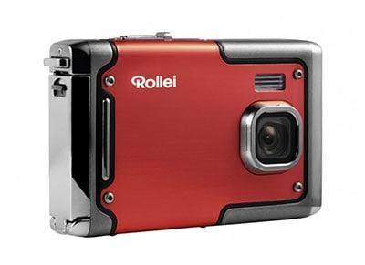 Compact Rollei Sportsline 85 Αδιάβροχη - Κόκκινο
