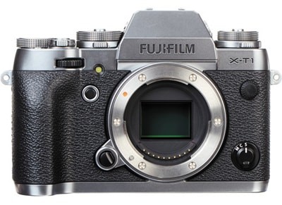 Mirrorless Camera Fujifilm X-T1 Body Graphite Silver Edition - Ασημί φωτογραφία   βίντεο   mirrorless