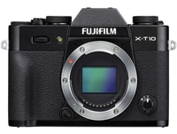 Mirrorless Camera Fujifilm X-T10 Body - Μαύρο