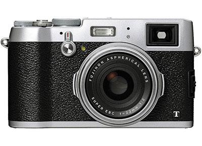 Compact Fujifilm X100T - Ασημί