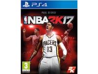 NBA 2K17 - PS4 Game