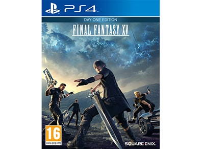 Final Fantasy XV Day One Edition - PS4 Game gaming   παιχνίδια ανά κονσόλα   ps4