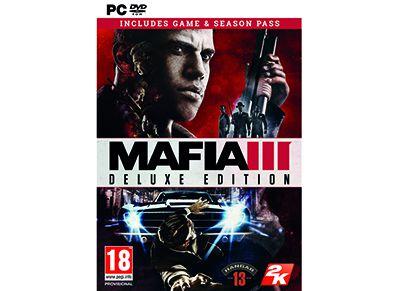 Mafia III Deluxe Edition - PC Game