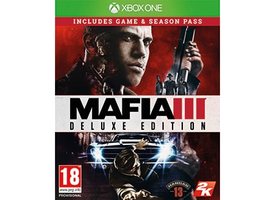 Mafia III Deluxe Edition - Xbox One Game