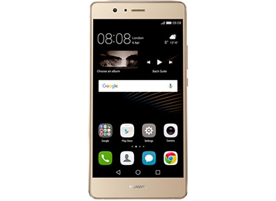 4G Smartphone Huawei P9 Lite - Dual Sim 16GB Χρυσό