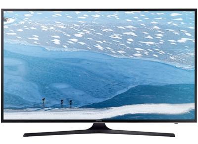 "4K Τηλεόραση 60"" Samsung UE60KU6000 Smart LED Ultra HD"