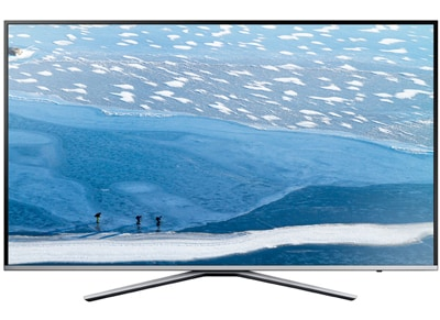 "4K Τηλεόραση 55"" Samsung UE55KU6400 Smart LED Ultra HD"