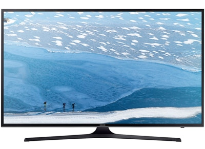 "4K Τηλεόραση 55"" Samsung UE55KU6000 Smart LED Ultra HD"