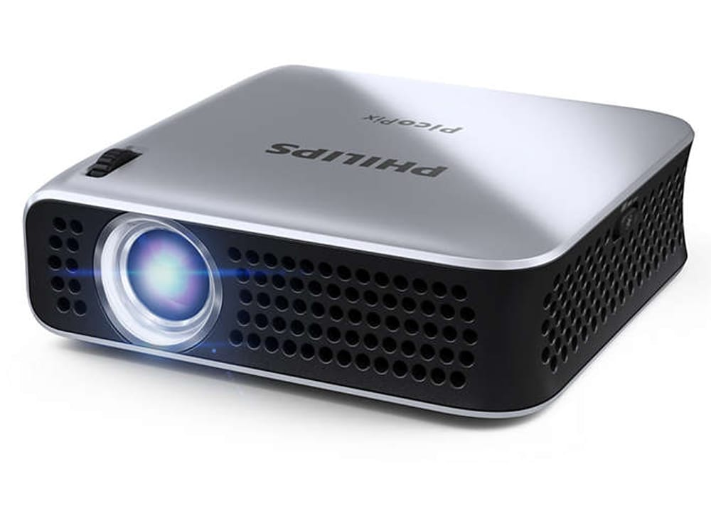 Projector philips picopix pocket ppx4010 int dlp for Dlp pocket projector