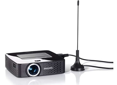 Projector Philips PicoPix Pocket PPX3614TV DLP τηλεοράσεις   εικόνα   video projectors