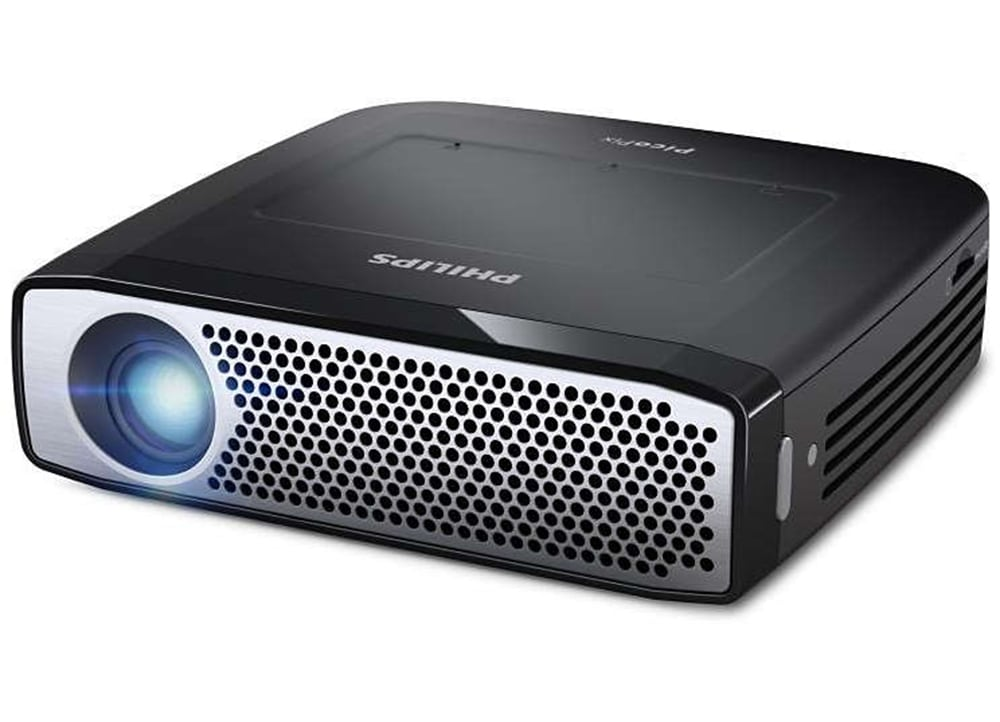Projector philips picopix pocket ppx4935 dlp for Dlp pocket projector