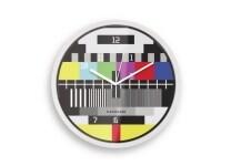 Ρολόι Τοίχου Test Screen Kikkerland