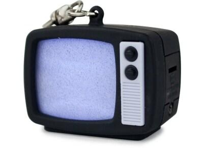 Μπρελόκ Retro Τηλεόραση Kikkerland