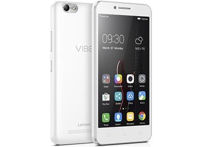 Lenovo Vibe C 8GB Λευκό Dual Sim Smartphone