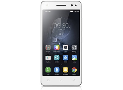 Smartphone Lenovo Vibe S1 Lite Dual Sim 16GB Λευκό τηλεφωνία   smartphones