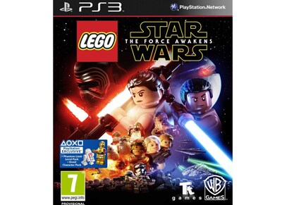 LEGO Star Wars: The Force Awakens - PS3 Game
