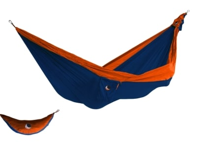 Αιώρα Μονή Ticket To The Moon Hammock Royal Blue/Orange