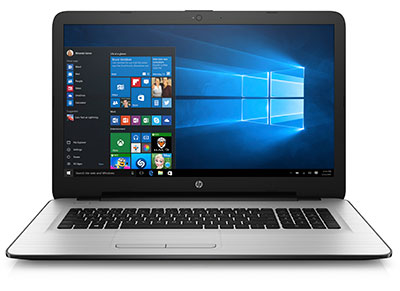 "Laptop HP 17-y003nv - 17.3"" (A6-7310/4GB/1TB/ R4)"