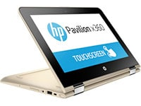 "Laptop HP Pavilion x360 13-u000nv - 13.3"" (i3-6100U/4GB/500GB/ HD)"