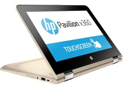 """Laptop HP Pavilion x360 13-u000nv - 13.3"""" (i3-6100U/4GB/500GB/ HD)"""