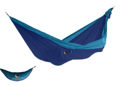 Αιώρα Μονή Ticket To The Moon Hammock Royal Blue/Sky Blue