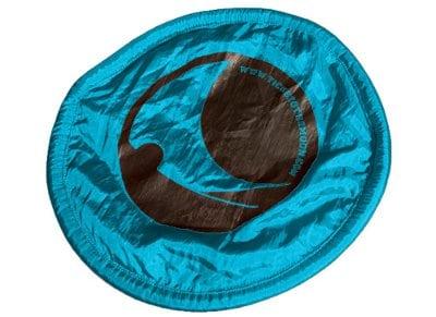 Φρίσμπι Τσέπης Ticket To The Moon Aqua (TMFRIS15)