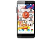"4G Smartphone MLS Color 3 5"" - Dual Sim Μαύρο"