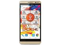 "4G Smartphone MLS Color 3 5"" - Dual Sim Χρυσό"