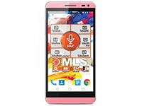 "4G Smartphone MLS Color 3 5"" - Dual Sim Ροζ"