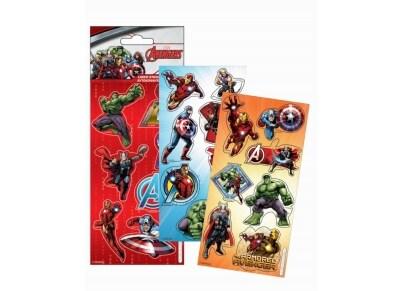 Αυτοκόλλητα Laser Avengers (777-53810)