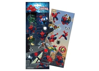 Αυτοκόλλητα Fun Spiderman Ultimate (777-51014)
