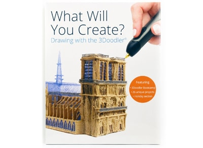"3Doodler Project Book ""What Will You Create?"" - Project Book για 3Doodler Pen"