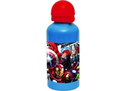 Παγούρι Αλουμινίου GIM Avengers Stencil 500ml  (557-49230)