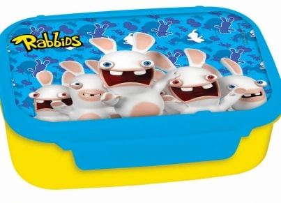 Δοχείο Φαγητού GIM (Microwave) Rabbids Invasion (559-91265)
