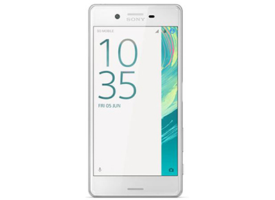 4G Smartphone Sony Xperia X 32GB Λευκό