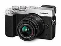 Mirrorless Camera - Panasonic DMC GX8KEG-S - 14-42mm
