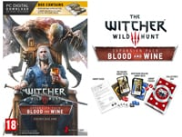 The Witcher III: Wild Hunt - Blood and Wine Expansion Pack Limited Edition - PC Game