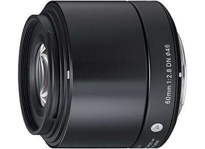 Sigma 60mm f/2.8 DN MFT - για Mirrorless κάμερες