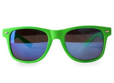 Γυαλιά Ηλίου Puro Unisex Πράσινο