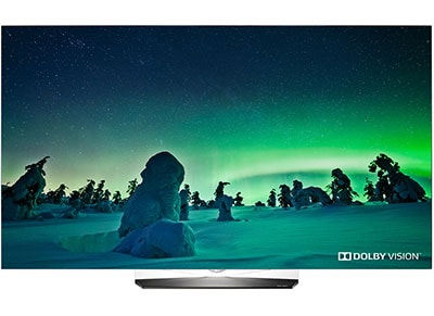 """4K Τηλεόραση 55"""" LG OLED55B6V Smart OLED Ultra HD"""